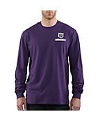 Men's Route 89 Graphic Long-Sleeve T-Shirt