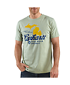 Michigan Made Graphic Short-Sleeve T-Shirt