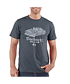 Born To Roll Graphic Short-Sleeve T-Shirt