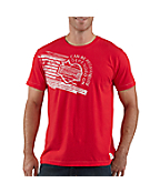 Series 1889® Short-SleeveStars and Stripe Graphic T-Shirt