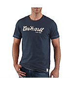 Series 1889® Short-Sleeve Script Logo Graphic T-Shirt