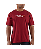 Men's Short-Sleeve Lightweight Logo T-Shirt