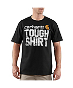 Men's Tough Shirt Graphic Short-Sleeve T-Shirt