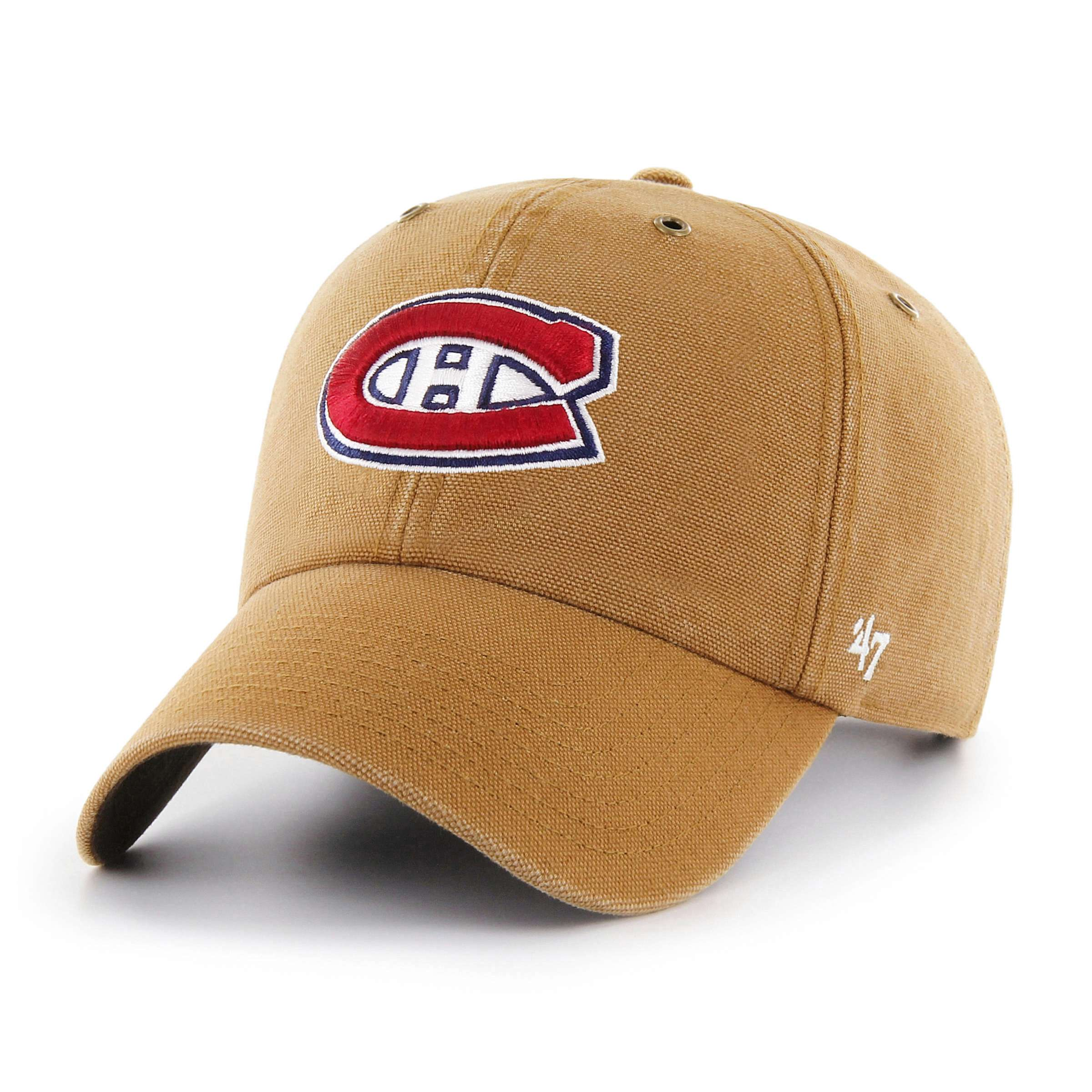 Carhartt Montreal Canadians Carhartt x '47 Clean Up