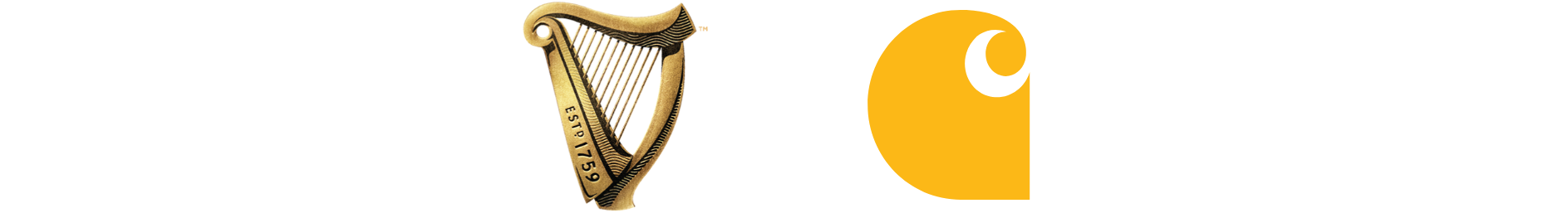 Guinness & Carhartt logo