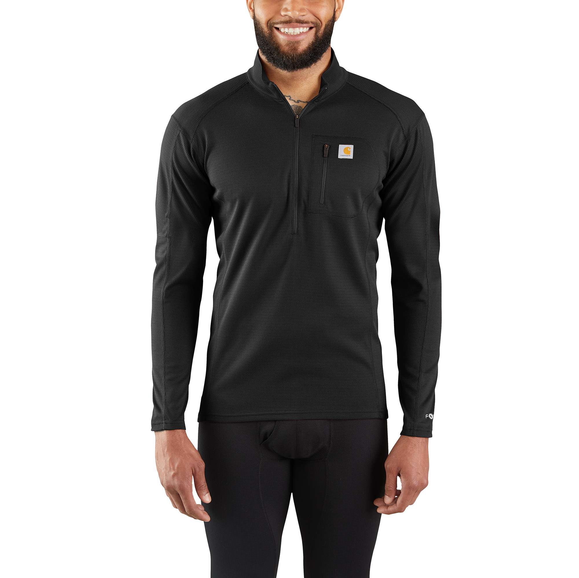 Carhartt Base Force Midweight Quarter-Zip