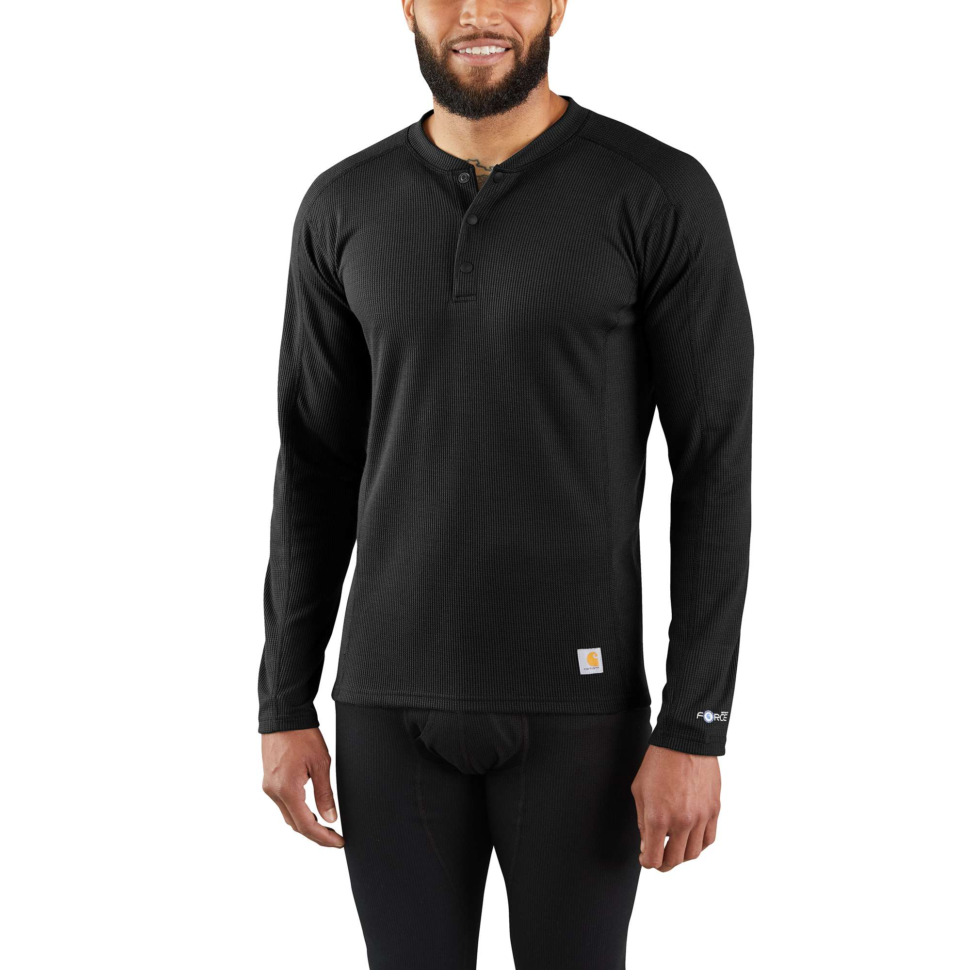 Base Force Midweight Classic Henley