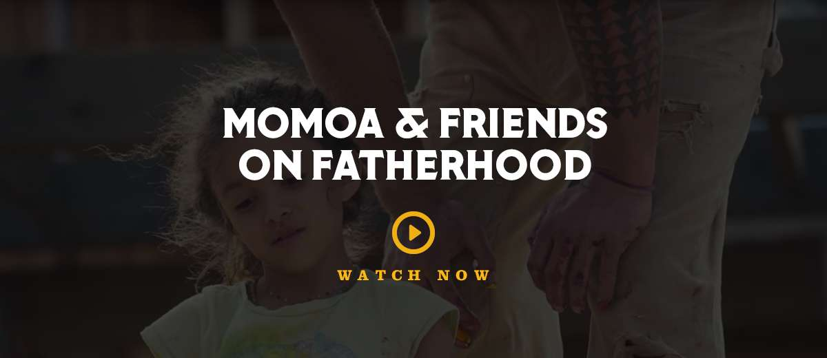 Momoa and Friends on Fatherhood