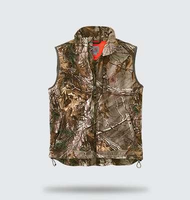 men's buckfield field vest. shop now