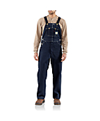 Men'PDenim Bib Overall - Unlined