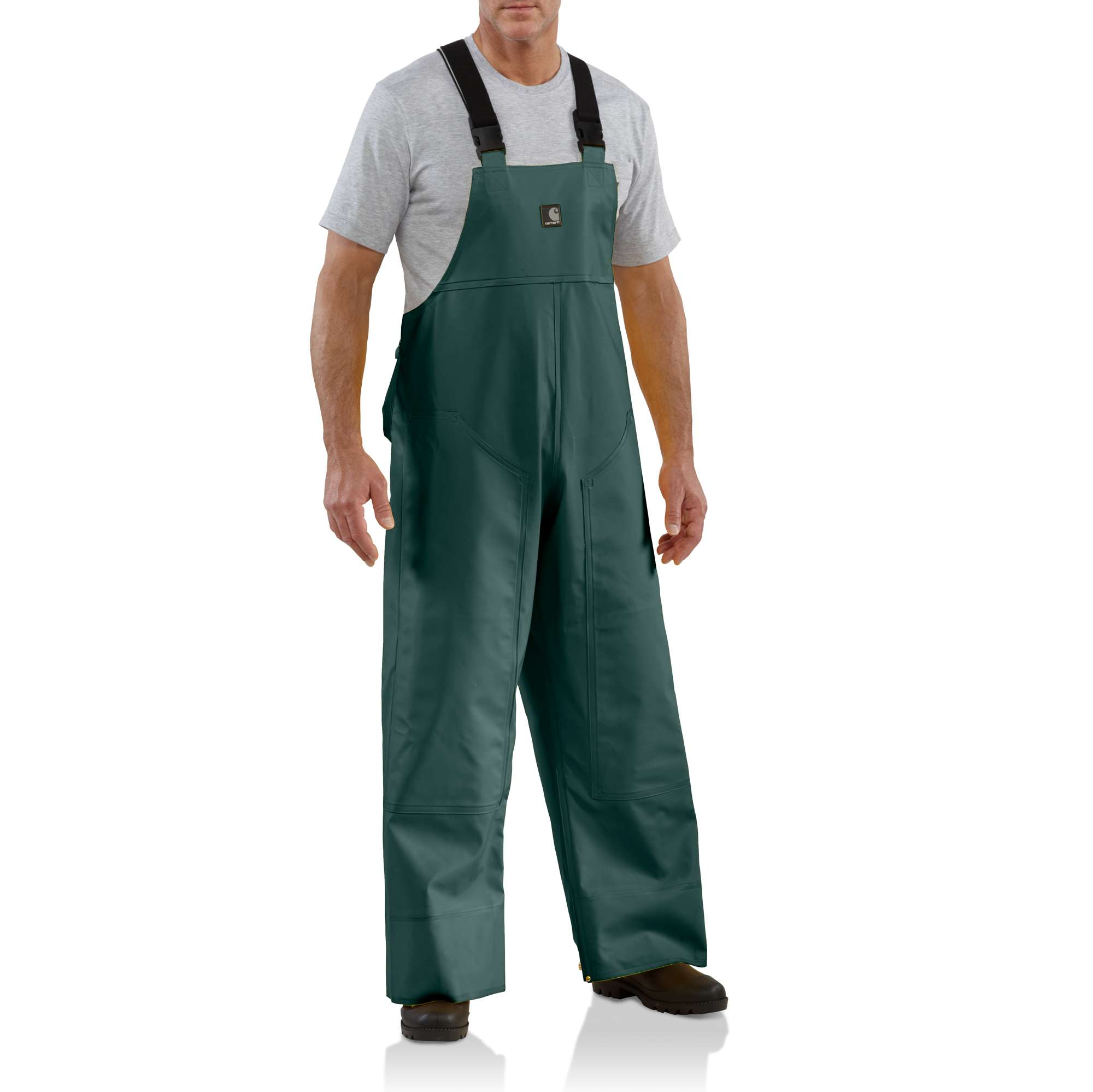 photo: Carhartt PVC Rain Bib