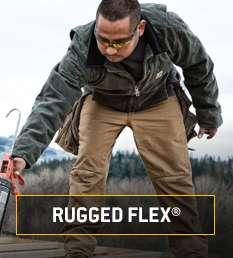 rugged flex