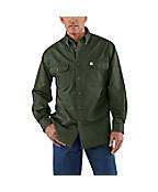 Men's Sandstone Twill Shirt