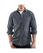 Men's Series 1889® Long-Sleeve Chambray Shirt