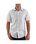 Series 1889® Short-Sleeve Slub Cotton Shirt
