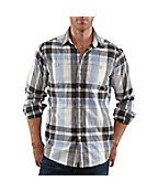 Series 1889® Long-Sleeve Slub Cotton Plaid Shirt
