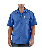 Men's Lightweight Casual Short-Sleeve Shirt