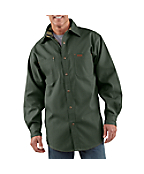 Men's Canvas Shirt Jac