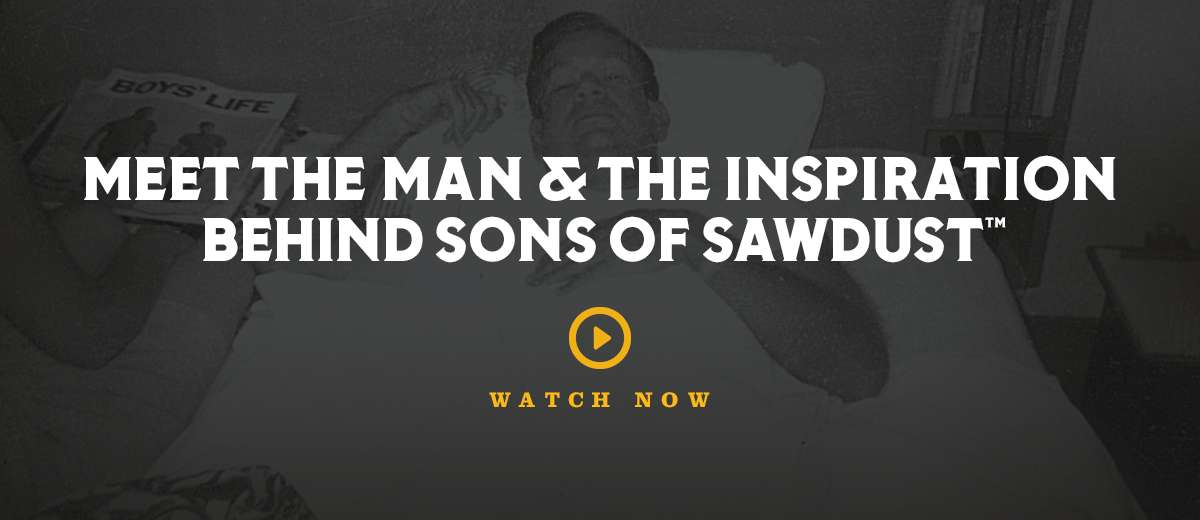 Meet the Man and the Inspiration Behind Sons of Sawdust ...