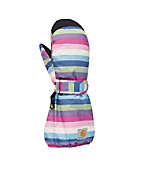Toddler Girl Stripe Mitt
