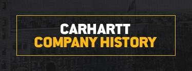 Carhartt Company History