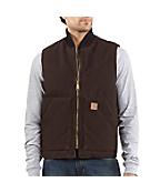 Men's Sandstone Vest/Arctic-Quilt Lined