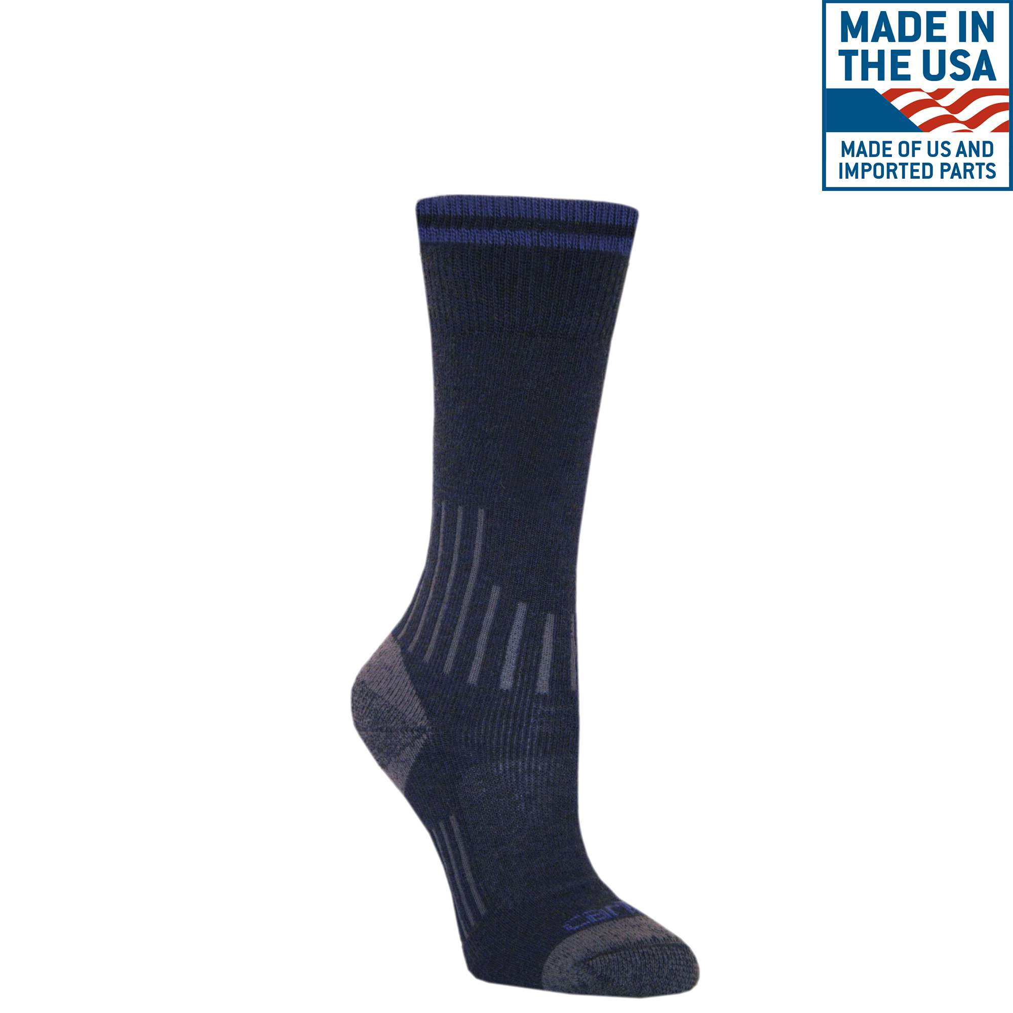 Carhartt Work-dry Merino Wool Graduated Compression Boot Sock