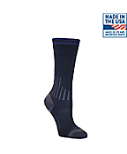 Women's Work-Dry® Merino Wool Graduated Compression Boot Sock