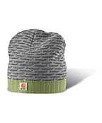 Women's  Printed Knit Hat