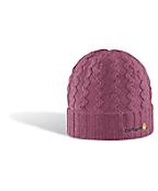 Women's Cuffed Zig Zag Hat