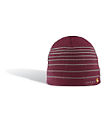 Women's Puffy Stripe Hat