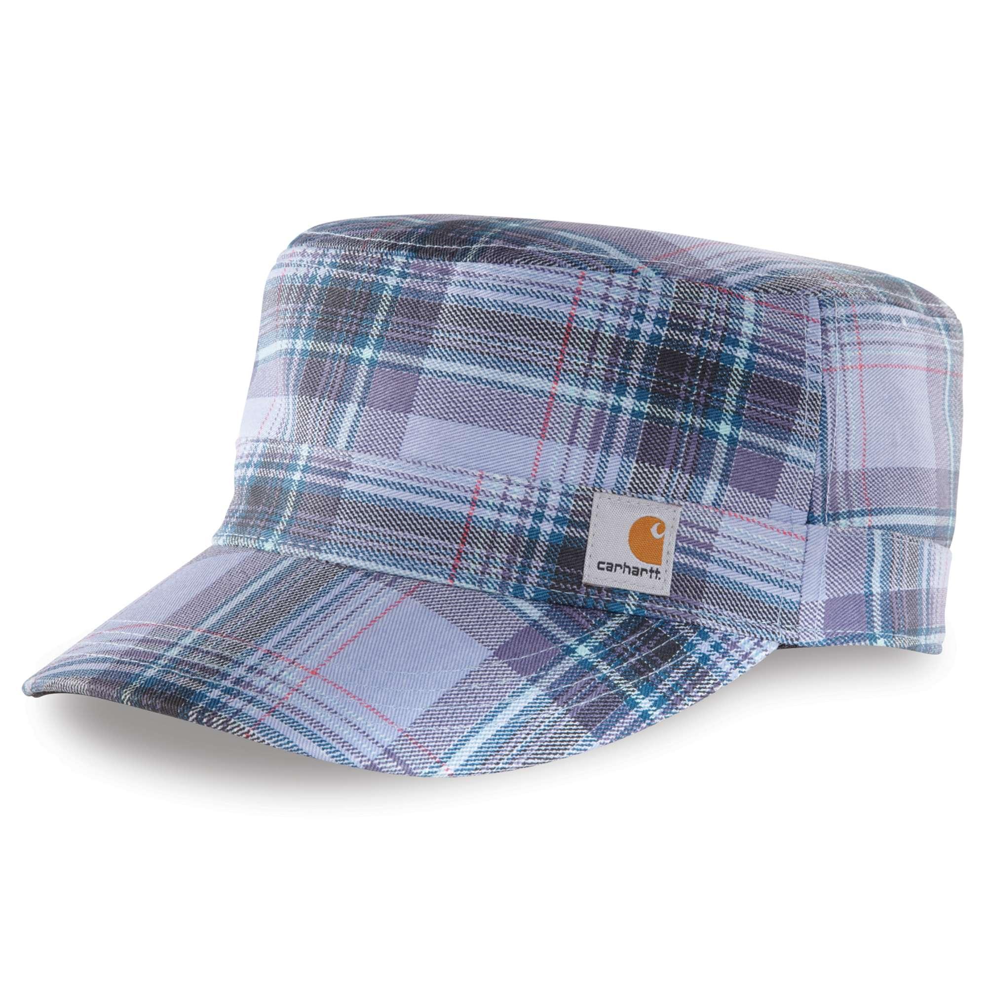 photo: Carhartt Plaid Military Cap cap