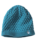 "Women's Embroidered ""C"" Knit Hat"