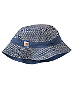 Women's Reversible Poplin Bucket Hat