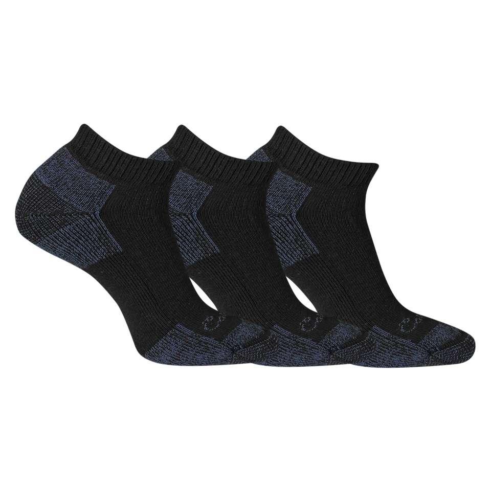 Carhartt Cotton Low Cut Sock, 3 Pack