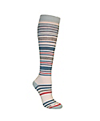Women's Stripe Knee High Sock
