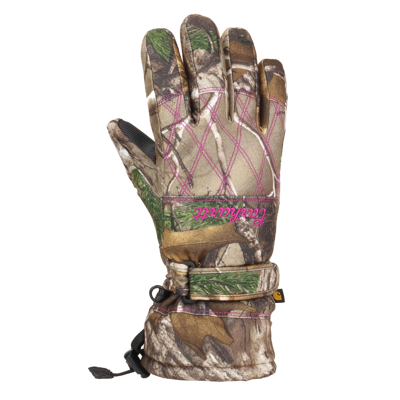 Carhartt Camo Gauntlet Insulated Glove