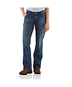 Women's  Double-Front Denim Carpenter Jean