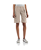 Women's  Ripstop Cargo Short