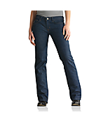 Women's Modern Fit Jean- Straight Leg
