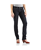 Women's Modern Fit Jean- Slim Straight