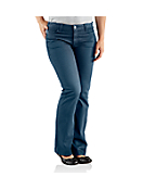 Women's Curvy-Fit Basic Jean
