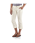 Women's Curvy-Fit Tomboy Cropped Pant