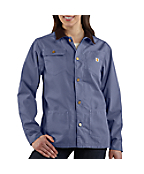 Women's Chore Coat/Flannel Lined