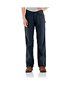 Women's  Flame-Resistant Relaxed Fit Midweight Canvas Jean