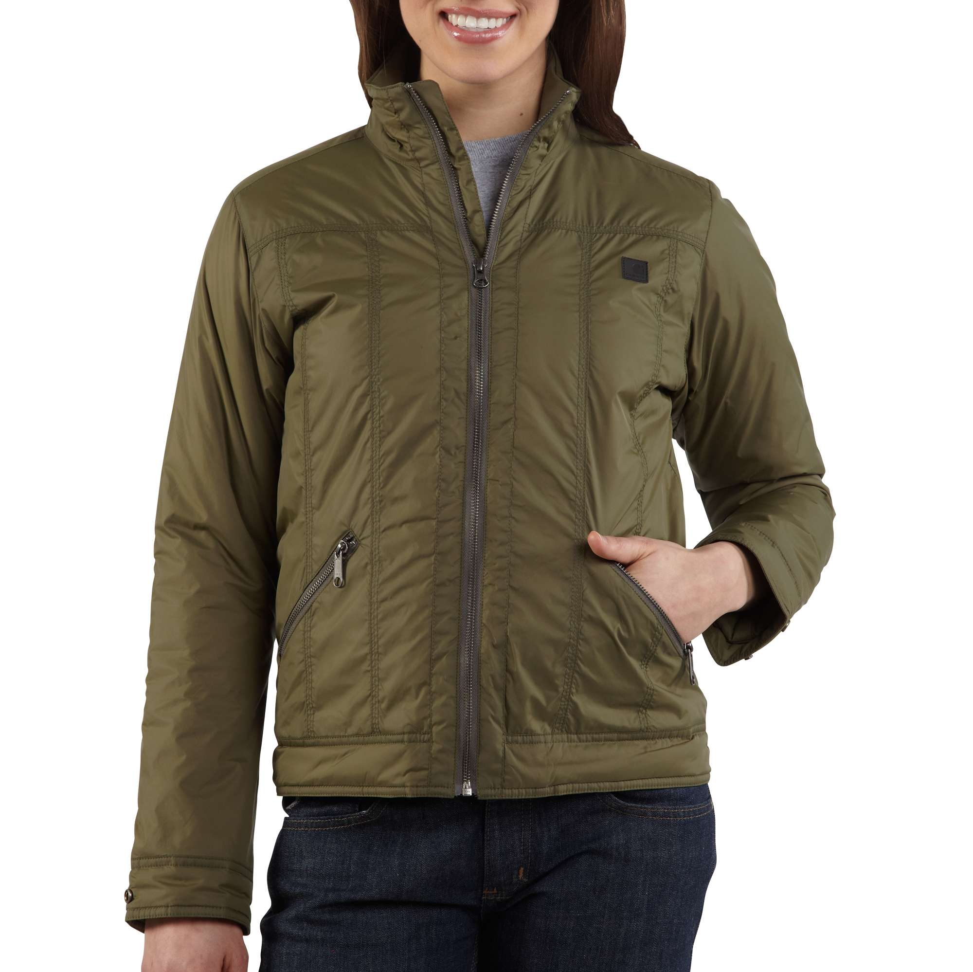 photo: Carhartt Skyline Jacket synthetic insulated jacket