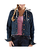 Women's Tomboy Jacket - Denim