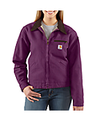 Women's Sandstone Detroit Jacket/Sherpa Lined