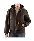 Women's Sandstone Active Jac/Quilted Flannel
