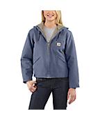 Women's  Sandstone Sierra Jacket/Sherpa-Lined